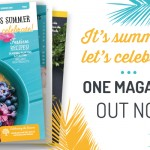 ONE Magazine out now!