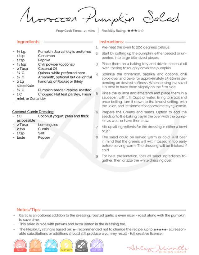 moroccan-pumpkin-salad
