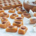 Bite Sized Almond Fudge