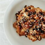 Vegan Teriyaki Cauliflower Bites